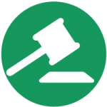 Justice and fair trial icon SIDC Lebanon